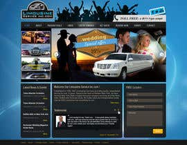 #32 para Website Design for Limousine Service Inc. por iNoesis