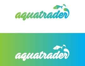 #25 cho Logo Development for AquaTrader bởi kennmcmxci