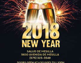#30 for Need a flyer for a Dec 30th new year themed party by igors085