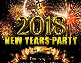 #70 for Need a flyer for a Dec 30th new year themed party by designsolution38