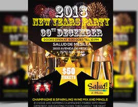 #69 for Need a flyer for a Dec 30th new year themed party by fmfaisal