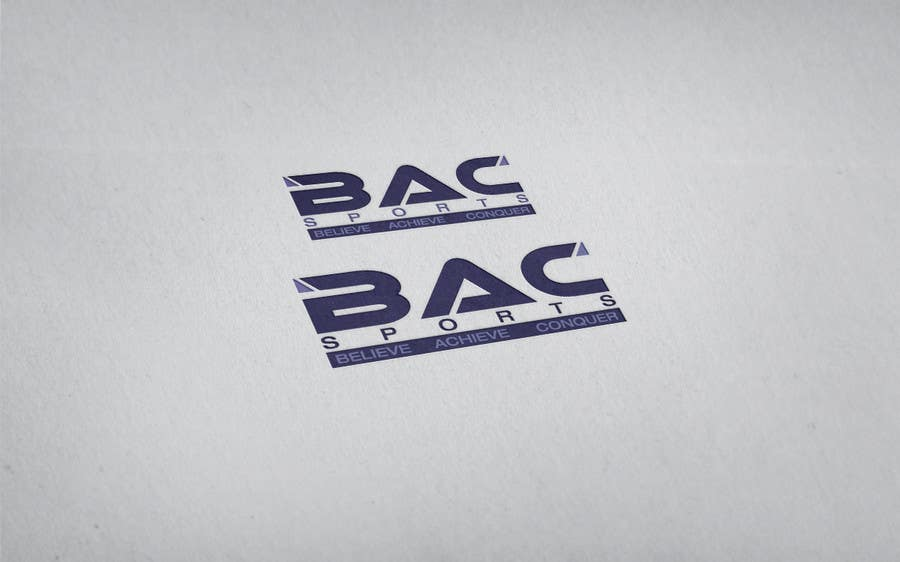 #135 for Logo Design for BAC Sports by CIPRIAN1