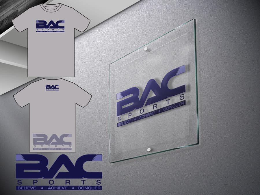 #151 for Logo Design for BAC Sports by CIPRIAN1