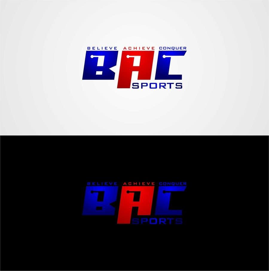 Proposition n°440 du concours Logo Design for BAC Sports