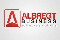 Graphic Design Kilpailutyö #317 kilpailuun Logo Design for Albregt Business Software Solutions