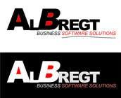 Graphic Design Kilpailutyö #531 kilpailuun Logo Design for Albregt Business Software Solutions