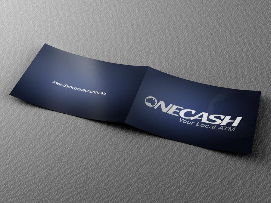 Inscrição nº                                         16                                      do Concurso para                                         Stationery Design for ONECASH LIMITED