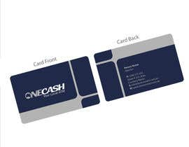 #53 pentru Stationery Design for ONECASH LIMITED de către NexusDezign