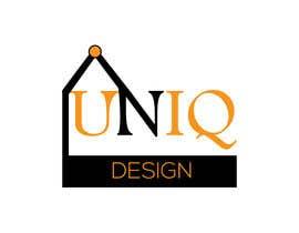 #39 for UNIQ designs by logosourcing