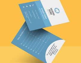 youcci tarafından Dentist business card için no 91
