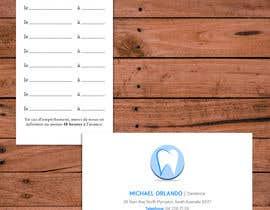 arnee90 tarafından Dentist business card için no 32