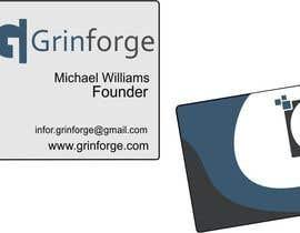 #127 for Design some Business Cards for Grinforge af himantha123