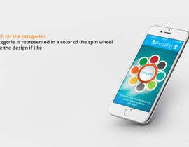 #14 for Design an App Mockup for  iphone, Android and Website af AliBenabbes