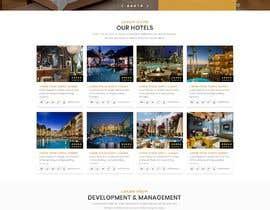 Nro 32 kilpailuun I need a Corporate website design käyttäjältä sudpixel