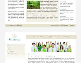 #8 para Website Design for Sheltowee LLC a technology investment company por robertlopezjr