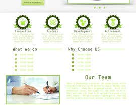 #89 untuk Website Design for Sheltowee LLC a technology investment company oleh habib2013