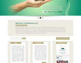 nº 23 pour Website Design for Sheltowee LLC a technology investment company par wedesignvw
