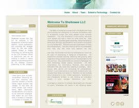 #24 untuk Website Design for Sheltowee LLC a technology investment company oleh wedesignvw
