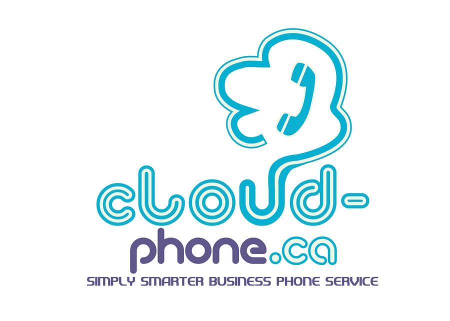Participación en el concurso Nro.567 para Logo Design for Cloud-Phone Inc.