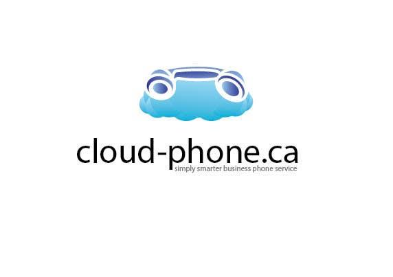 Contest Entry #147 for Logo Design for Cloud-Phone Inc.