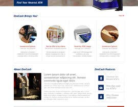 iPlayers tarafından Website Design for ONECASH LIMITED (ONE CASH) için no 22