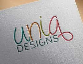 nº 57 pour Design a Logo for Uniq Designs par vladspataroiu