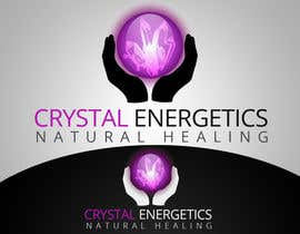 #111 for Logo Design for Crystal Energetics by Egydes