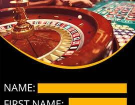 #12 para Casino graphic design for contest. Flyer and poster. por maidang34