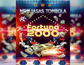 #23 para Casino graphic design for contest. Flyer and poster. por PixelPalace