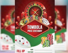 #25 para Casino graphic design for contest. Flyer and poster. por Codeitsmarts