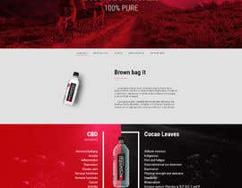 nº 20 pour Website Design for Classy/Sporty Water Bottle Design par ionutrobert90