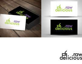 #40 for Logo Design for Delicious Raw af benpics