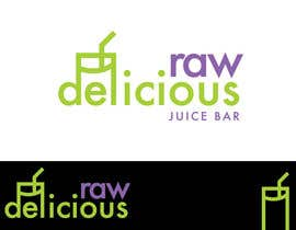#39 for Logo Design for Delicious Raw af benpics