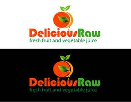#46 for Logo Design for Delicious Raw af woow7
