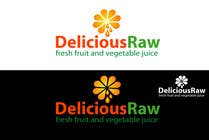 Graphic Design Entri Peraduan #43 for Logo Design for Delicious Raw