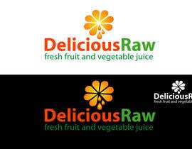 #43 for Logo Design for Delicious Raw af woow7