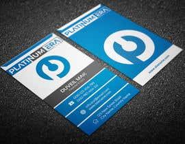 #456 for Design Business Card for Platinum Era Club by khansatej1