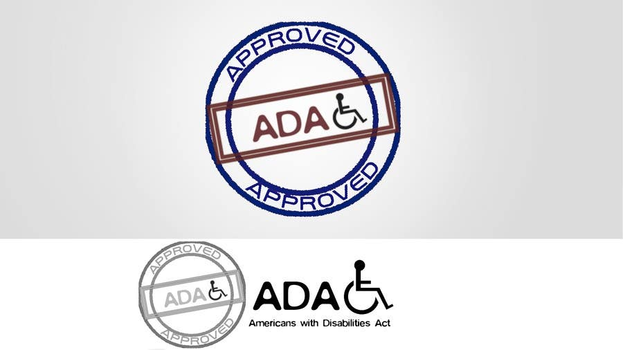 #7 for Logo Design for ADA Approved by kajoor62