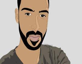 Nro 8 kilpailuun Illustrate/Draw Portrait in a cartoonish way käyttäjältä Nathswnickith