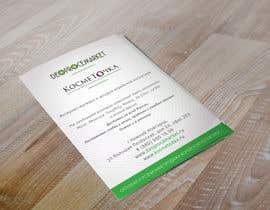 #6 для Разработка листовок, подарочного сертификата, визитки от Mazzacho