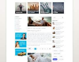 yasirmehmood490 tarafından Design PSD for blog için no 14
