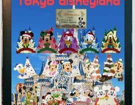 khaledghettas tarafından Disney pin display artwork design için no 4