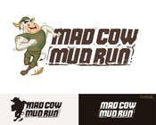 #78 for Logo Design for Mad Cow Mud Run by marcialarts