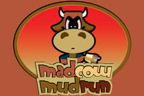 #113 for Logo Design for Mad Cow Mud Run by stanbaker