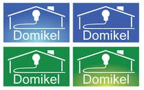 #40 for Logo Design for Domikel by aaronrademaker