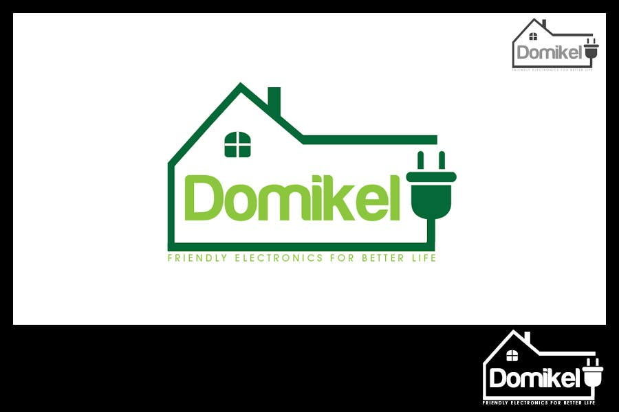 #156 for Logo Design for Domikel by iffikhan