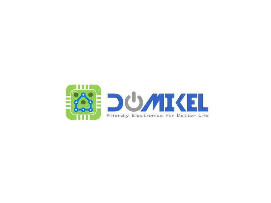 #416 for Logo Design for Domikel by mobaomiu