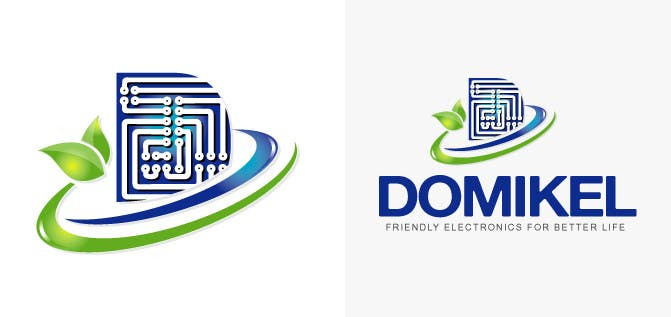 #314 for Logo Design for Domikel by nileshdilu