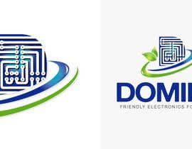 #314 para Logo Design for Domikel por nileshdilu