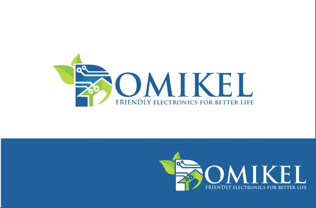 #286 for Logo Design for Domikel by nileshdilu